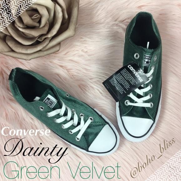 converse dainty green Online Shopping